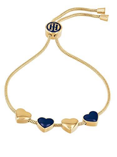 Tommy Hilfiger Damen-Charm-Armbänder Vergoldet 2780121