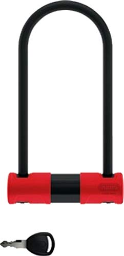 Abus Unisex- Erwachsene 440A/170HB230 USH Alarm Fahrradschloss, red, HB230