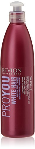 Revlon Proyou White Hair Shampoo, 350 ml