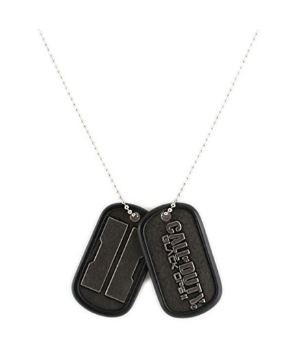 Call of Duty BO2 Dog Tags- Stamped Logo - Call Duty Dogtag Of