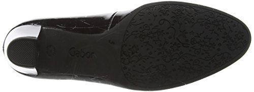 Gabor Shoes 52.150 Damen Geschlossene pumps Schwarz (schwarz 87)