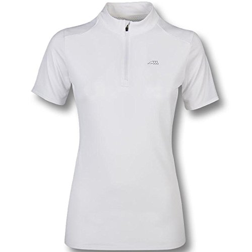 Equiline Poloshirt für Damen L Bianco