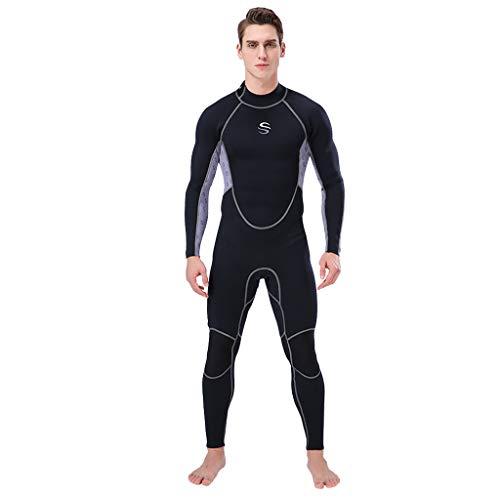 Theshy Combinaison De PlongéE Homme 7Mm Sports Garder Au Chaud Stretch Diving Suit Combinaison Homme Combinaison ComplèTe 2Mm Combinaison De PlongéE TrèS Extensible