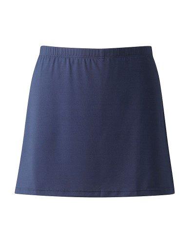 Direct uniforms-skort-combi Gonna e short-pe-games-sport-girls/ladies-Black o navy Navy 40W x