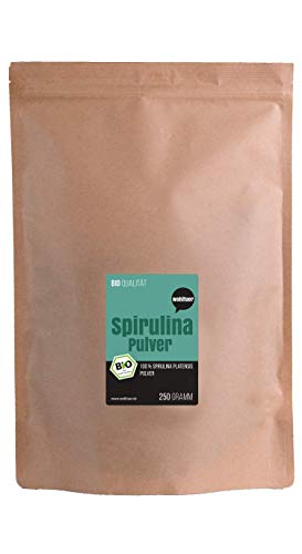 Wohltuer Bio-Spirulina Pulver 250g A Qualität