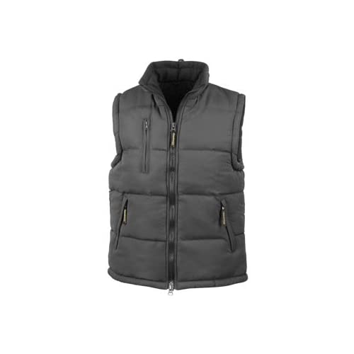 RESULT PADDED HEAVYWEIGHT BODYWARMER – 4 COLOURS