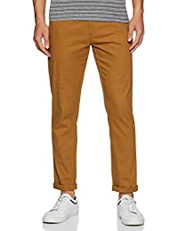 Amazon Brand - Symbol Men's Stretchable Slim fit Chinos