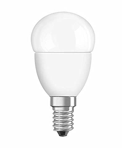 Neolux LED Classic P, 5,7 W - 40 W Replacement, Drop Shape, E14 Socket, Frosted, Warmwhite - 2700K,