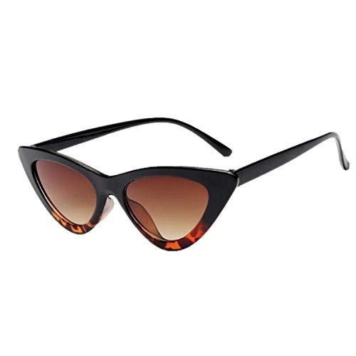 WERERT Sportbrille Sonnenbrillen Fashion Cute Sexy Ladies Sunglasses Women Vintage Small Sun Glasses Female Uv400