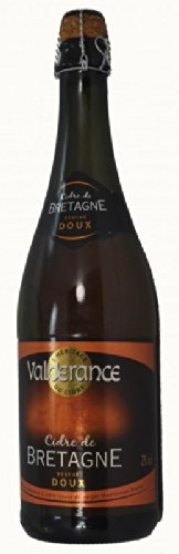 Val de Rance Cidre de Bretagne Bouché Doux Apfelwein aus Frankreich