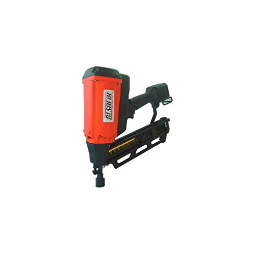 Alsafix - Cloueur pour bois à gaz sans fil 6 V NiMh pour pointes en bande 20° - F 90 G1 - 12A2290N Alsafix