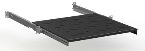 1HE Fachboden - Ausziehbar - 482.6mm (19
