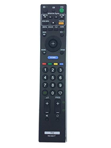 Vinabty Nouvelle remplacer TV t¨¦l¨¦commande RM-ED011 pour Sony KDL-40V4220 KDL-40V4230 KDL-40V4240 KDL-40V5500 KDL-40V5800 KDL-40W3000 KDL-40W4000 KDL-40W4210 KDL-40W4220 KDL-40W4230 KDL-40W4500