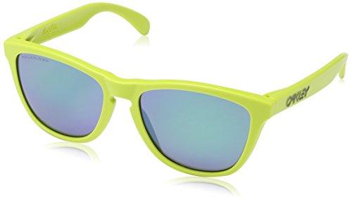 Oakley Herren Sonnenbrille FROGSKIN Grün (Verde), 54
