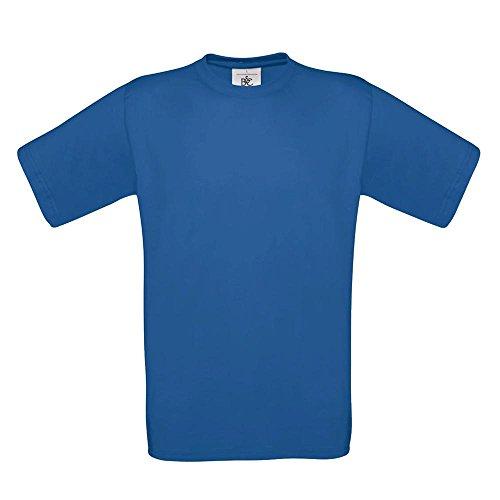 B&C - T-Shirt 'Exact 190' Royal