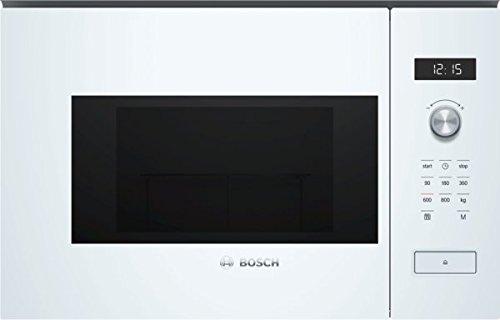Bosch Serie 6 BFL524MW0 Integrado - Microondas (Integrado, Microondas con grill, 20...