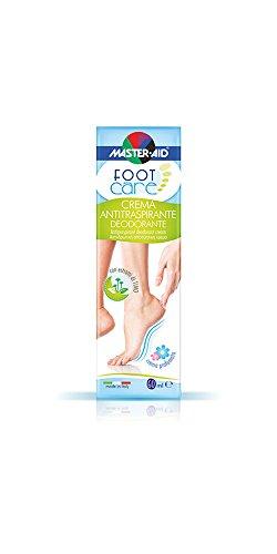 foot care crema antitraspirante deodorante - 1 prodotto