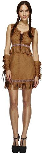 Fever Pocahontas Costume Small (Pocahontas Fancy Dress Erwachsene)