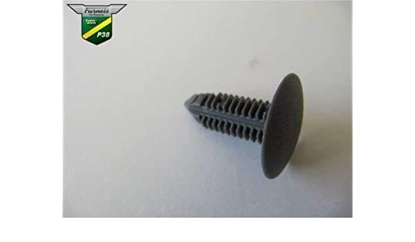 Land Rover New Genuine Grey Seat Plinth Drive Finishers