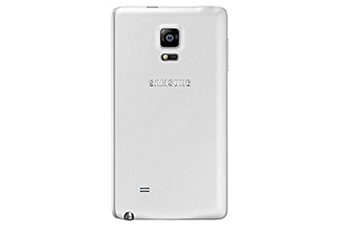 Samsung EF-ON915 Back Case für Samsung Galaxy Note Edge weiß