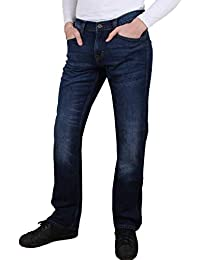 MUSTANG Herren Jeans Oregon - Bootcut - Blau - Light Blue - Mid Blue - Dark Blue - Black