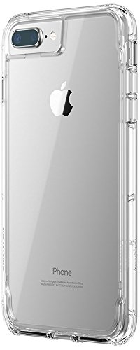 Griffin Survivor Clear Coque pour iPhone iPhone 7 Plus/ 8 Plus - Transparent