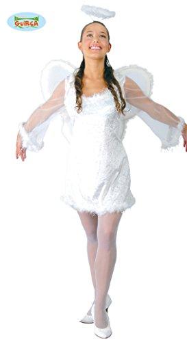 Partydisfraces - Disfraz de ángel para Mujer