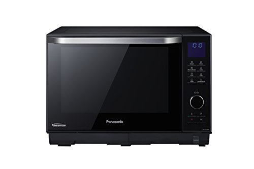 Panasonic NN-DS596BBPQ 4-in-1 Steam Combination Microwave Oven, 1000 W, 27 Litre, Black