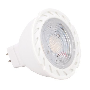 5W GU5.3(MR16) Spot LED MR16 6 SMD 2835 430-450 lm Blanc Chaud Blanc Froid Gradable V 1 pièce (Couleur de source : Blanc chaud)