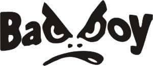 Kdomania - Sticker Autocollant Bad Boy Pour Voiture...