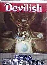 Devilish Game Gear Game by Devilish