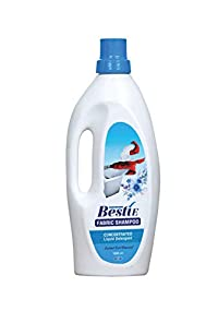Bestie Fabric Shampoo For Sofa, Carpet, Leather Concentrated Liquid Detergent 1L