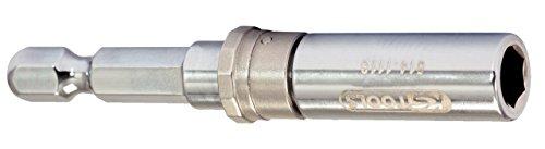 """KS Tools 514.1113 1/4\"""" Auto-Slimlock Schnellwechsel-Bithalter, 65mm"""