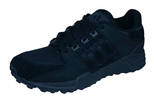 adidas Equipment Running Support Herren Sneaker Schwarz (Adidas Support Running Equipment)