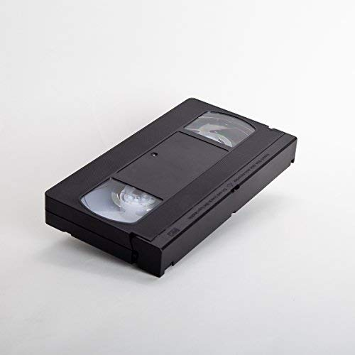 Video VHS 240 Kassette SHG (Super High Grade) 240 min (3 Stück)