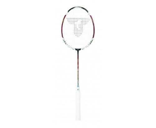Talbot Torro Badminton-Schläger ISOFORCE 911, darkred-white-black, 69 x 29 x 3 cm