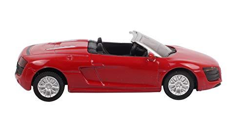 Siku 1316 - Audi R8 Spyder (farblich sortiert)