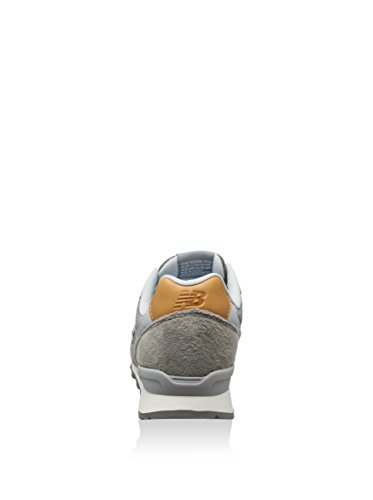 New Balance 996 Femme Baskets Mode Gris Grey