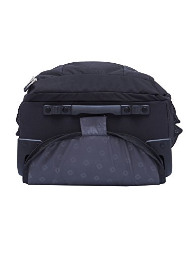 "Swiss Gear 18.5"" Rolling Computer Backpack 38 L Trolley Laptop Backpack (Black) Image 5"