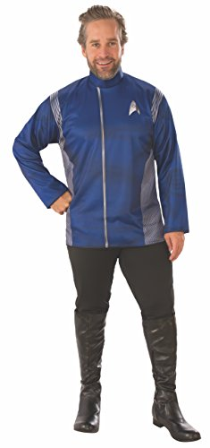 Science Uniform Adult Costume Top - X-Large ()