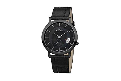 Jean Marcel Herren-Armbanduhr Ultraflach 165.301.32