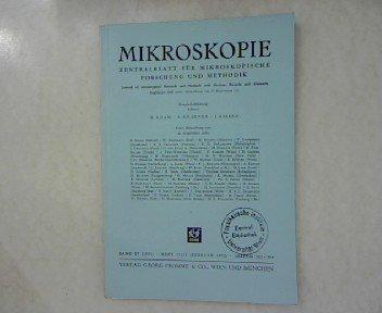 Behelfsmäßige Unterflurbeleuchtung am Ultramikrotom Om U 2. In: MIKROSKOPIE. Zentralblatt für mikroskopische Forschung und Methodik. Band 27, Heft 11/12, 1971