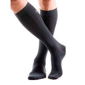 Jobst ActiveWear Athletic Socks - X-Large Full Calf - Black - 110532 (Activewear Jobst)