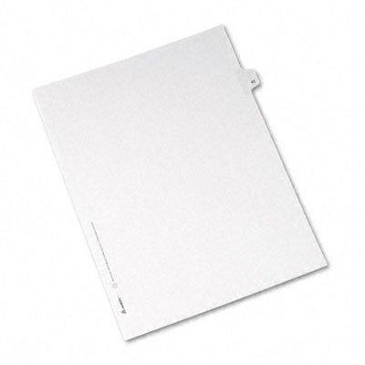 allstate-style-legal-side-tab-divider-title-45-letter-white-25-pack
