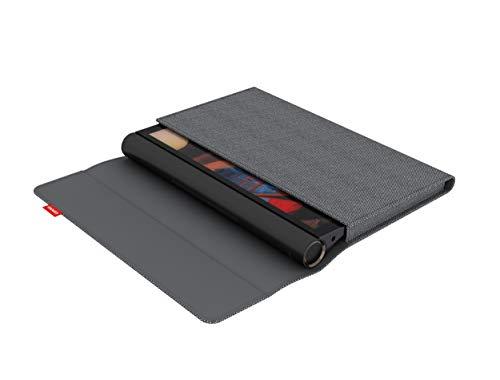 Lenovo Yoga Smart Tab Sleeve und Schutzfolie grau