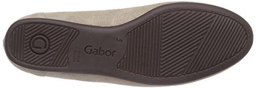 Gabor Shoes Gabor, Mocassini donna Grigio (Grau (leinen))