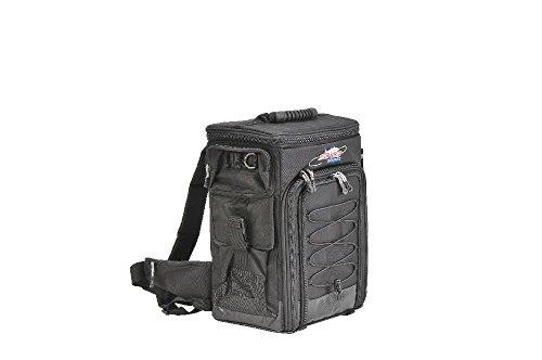 SKB Rucksack Tak-Pak Angel - Mochila de pesca, color negro, talla Talla única