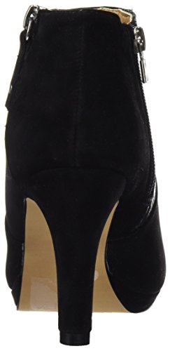 Maria Mare - Maria Mare 2016 I Basic Calzado Señora, Scarpe con tacco e punta chiusa Donna PEACH NEGRO / SERPIENTE NEGRO
