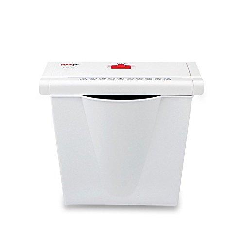 Libina WS0106 Home Office A4 Datei Shredder Elektrische Streifen Sicherheit Mini Kleine Stumm Papierschneider Kleine Tragbare Datei Linie Schneidemaschine Werkzeug 7 Liter Papierkorb Kapazität