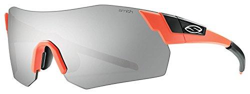 Smith Unisex-Erwachsene Pivlockare.Maxn 5W Tf9 99 Sonnenbrille, Orange (Safetyorange/I6+Zb